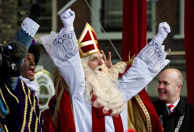 Sinterklaas Centrlae Arnhem